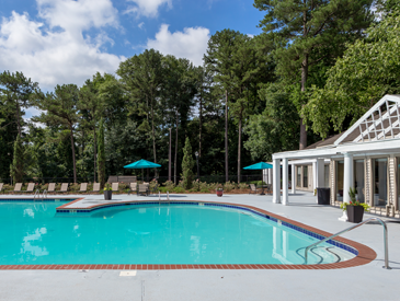 Pool at The Reserve at Stone Creek